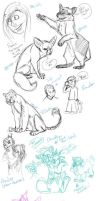 Sketch Dump 1.0 by SikiSpots