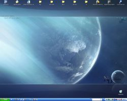 Desktop October 2006 by Nameless-Designer