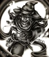 Fear the Scarecrow by Lienwyn