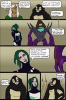 Outsiders: The First- page 5 by MekanikalTrifle