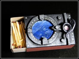 Cpt. Nemo's Matchbox by Indirie
