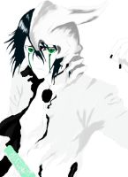 Ulquiorra Paint by Yougotink