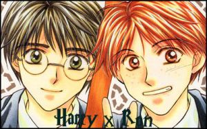 R x H by Harry-x-Ron