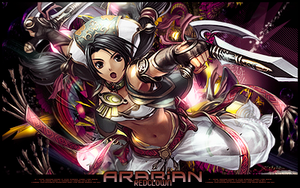 Arabian V2 signature by Rikku2011