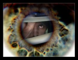 ... In your Eyes .....2 by CollagenMen