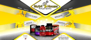 Nutrihouse by thdweb