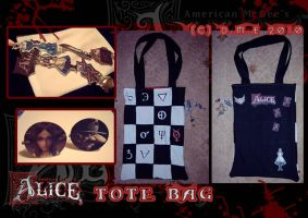 American McGee's Alice bag 2 by tavington