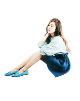 [PNG36] SNSD's Jessica for Harpers Bazaar 01 by exotic-siro