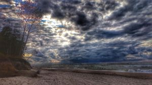 Late summer on Baltic Sea.. by vdf
