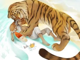 Life of PI by bigcat-yeoh