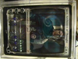 3D Jace, Memory Adept Lifecounter by Hurley-Burley-Alters
