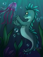Neopets: Krawk Day by Byolith
