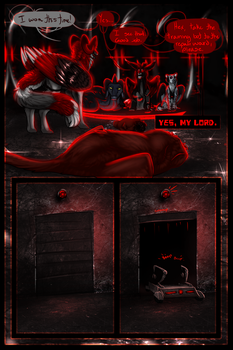 Aphelion 1: Page 8 (Chapter 1 - Darkgarden) by Soulsplosion