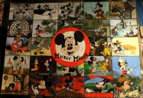 Mickey Mouse drawing by franlovesmjj