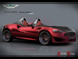 Aston Martin Acolarie Concept by Adry53