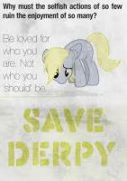 Save Derpy by blackyball22