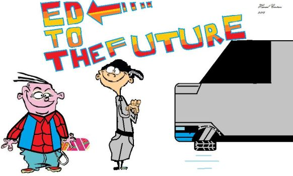 Ed to the Future by deviant1290