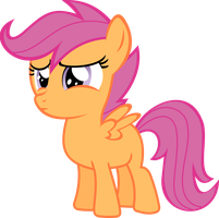 Scootaloo by Lumorn