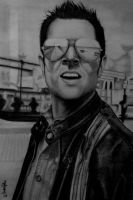 Johnny Knoxville by Mannaz11