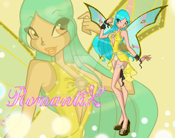 Bernadette Romantix by winxchara