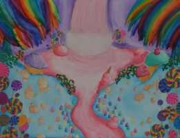 Candyland by Cicilicious