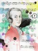 just listening mozart by smaty91