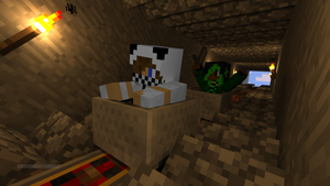 Joven and PZYCHO on Minecart's!!! by The-Joven-ART