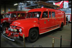 1955 Ford F620 by compaan-art