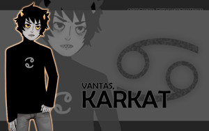 Karkat Vantas by GreenFarore