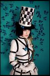 Alice Madness Returns  - Steampunk Hattress by Katy-Angel