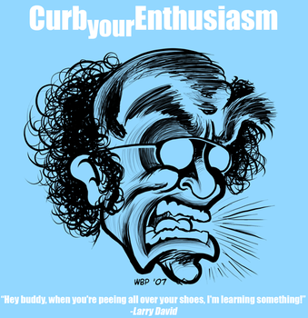 Curb Your Enthusiasm FanArt by WBP