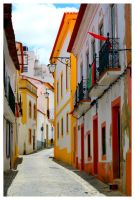 Beja Old Street by FilipaGrilo