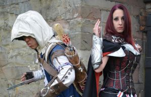 Assassins Creed Cosplay (11) by masimage