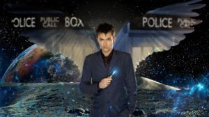 Tenth Doctor by SimmonBeresford