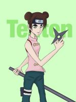 Tenten by Fairybunny27