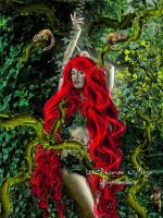 Poison Ivy by virgolinedancer