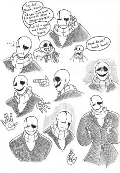 Gaster by Chaosreign