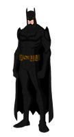 The Outsiders Batman by jsenior
