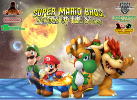 SMB-Heroes of the Stars 2014 Poster by TuffTony