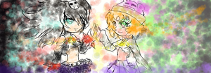 Coco and Skull together by Raito-kuN-7