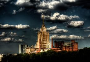 """moscow. hotel """"ukraine"""" by moitisse"""