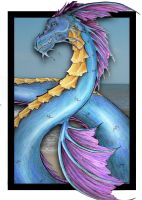 Water Dragon by suletyel
