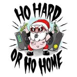 Ho Hard Or Ho Home by PandaFunkTeam