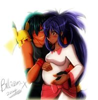 Negaishipping: Happily Expecting. by Billiam-X
