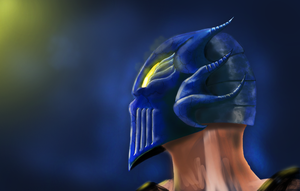Helmet by Warr3