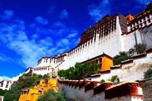 Potala by the-universal-mind