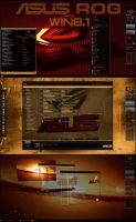 ASUS ROG Windows 8.1.1 Visual Style by poweredbyostx
