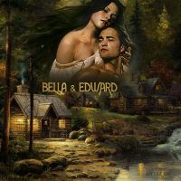 Bella and Edward by 1larkin1