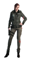 Claire Redfield-RE Revelations 2 PNG 2 by Isobel-Theroux