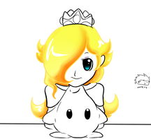 Rosalina by McButterFingers